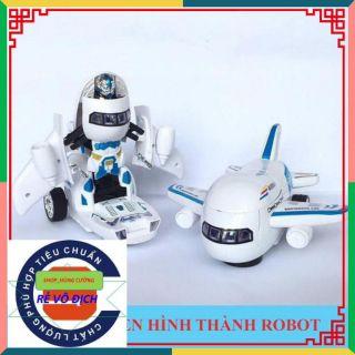 Máy bay biến hình thành robot Giá 135k