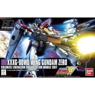 Mô hình chiến binh HGAC 1/144 Wing Gundam Zero