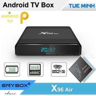 Android TV Box X96 Air - Amlogic S905X3, 2GB Ram, 16GB bộ nhớ trong, Android 9