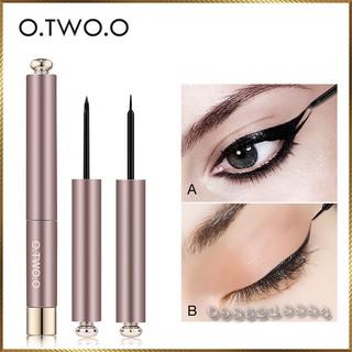 Bút kẻ mắt dạng nước O.TWO.O Rose Gold Waterproof Liquid Eyeliner ORE2 thumbnail