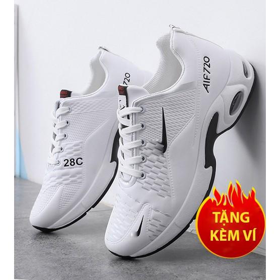 Giày Sneakers Thể Thao Nam Thời Trang Năng Động Mẫu Mới HOT-GN99 ( Tăng kèm ví)