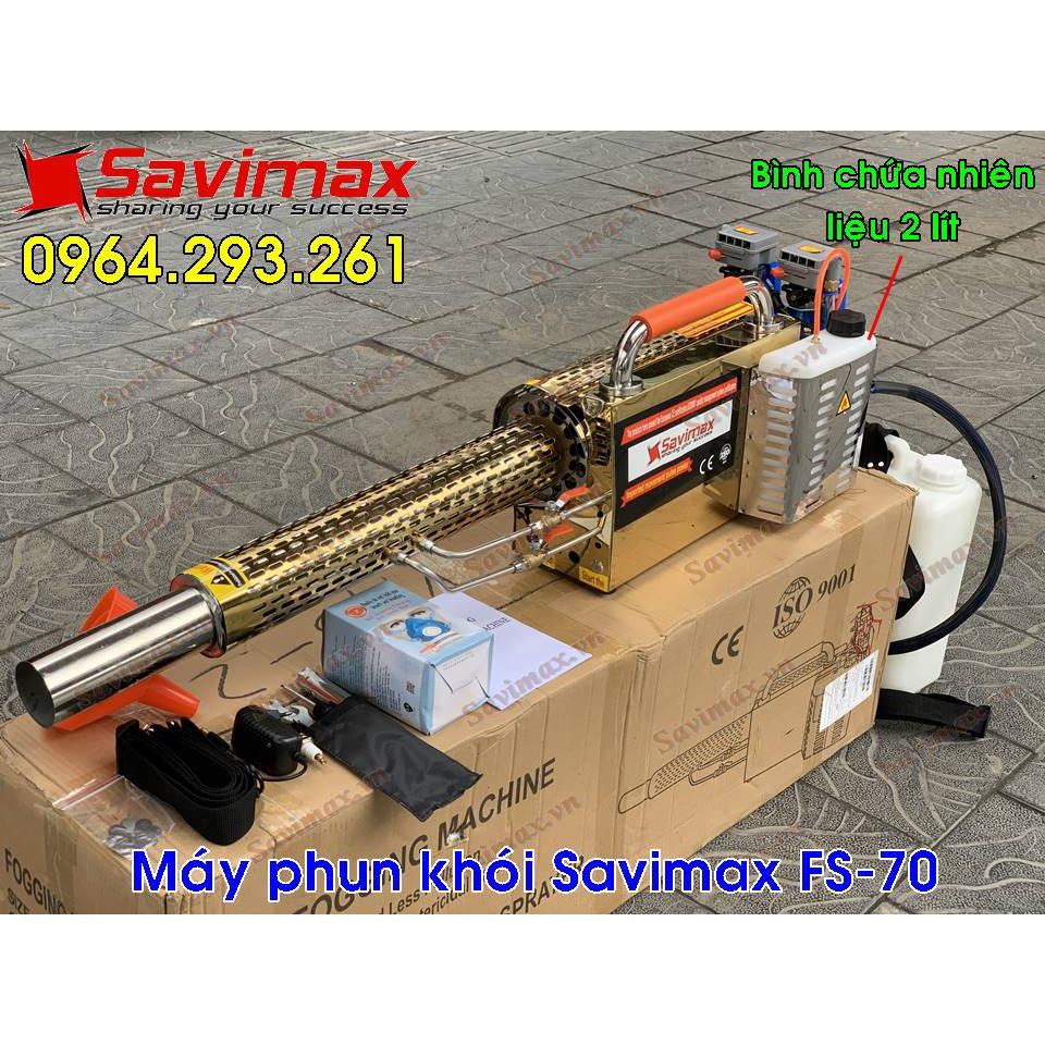 Máy phun khử khuẩn phòng dịch tại Hà Giang, máy phun khói FS-70
