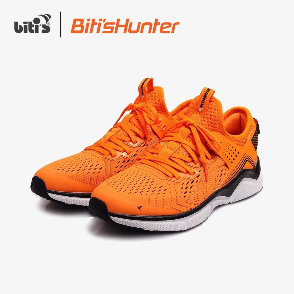 [Mã WABRBIM2 giảm 10% đơn 500k] Giày chạy bộ Biti's Hunter Running Orange DSWH03900CAM/DSMH03900CAM