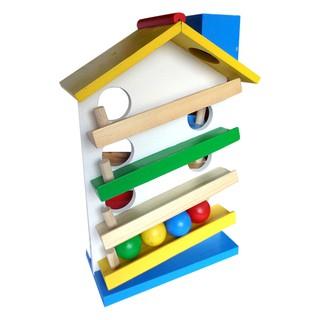Đồ chơi gỗ Nhà Thả Bi