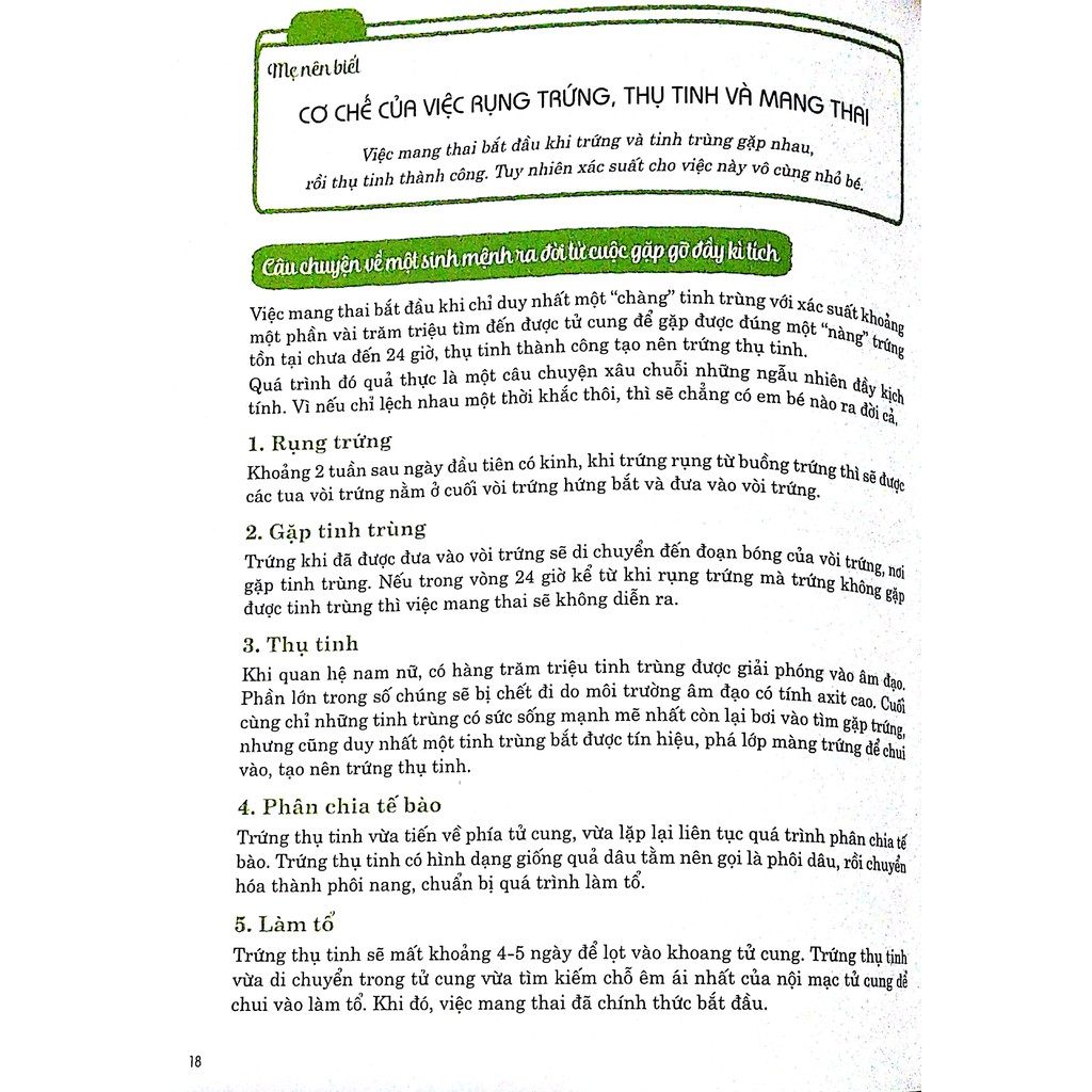Sách -  Lần Đầu Làm Mẹ (Tái Bản 2021)