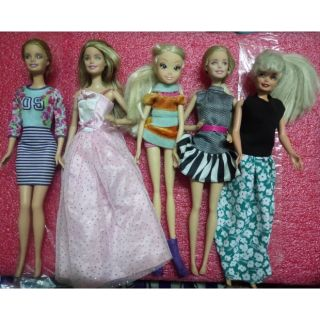 20 búp bê Barbie chính hãng