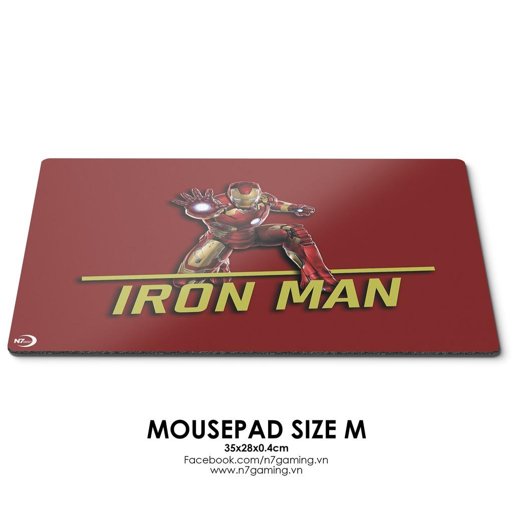 Lót chuột size M -Ironman