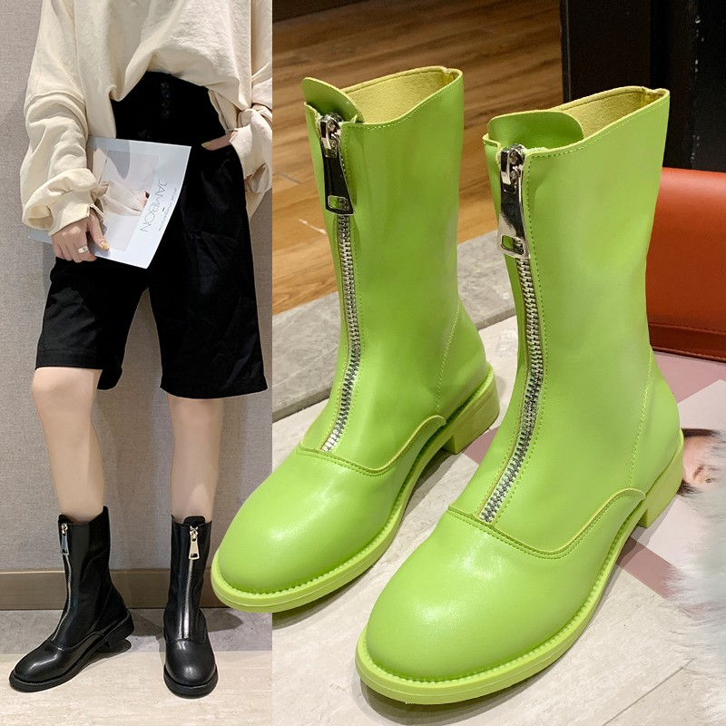 giày boot phong cách trẻ trung cá tính dành cho nữ - 22855700 , 2779423404 , 322_2779423404 , 748900 , giay-boot-phong-cach-tre-trung-ca-tinh-danh-cho-nu-322_2779423404 , shopee.vn , giày boot phong cách trẻ trung cá tính dành cho nữ