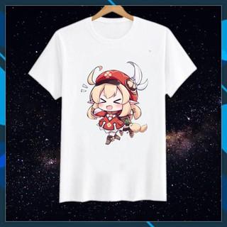 (SALE 50%) áo in hình game anime genshin impact độc đẹp giá rẻ thumbnail