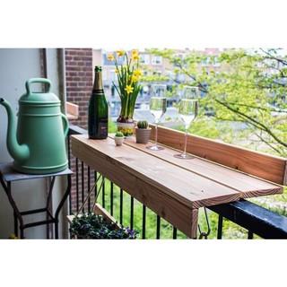 ✨✨ BÀN BAN CÔNG ✨ Mini Bar-Phù hợp với những ban công có diện tích nhỏ.Là điểm nhấn tuyệt vời cho không gian 😍🌹