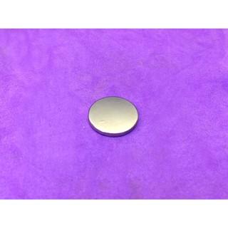 Nam châm vĩnh cửu thép trắng 15x2mm (2 cái)