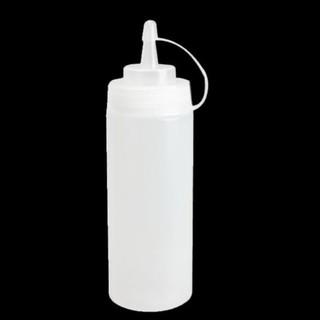 BL. Chai đựng nước sốt, tương ớt, sữa đặc trong các coffeeshop.