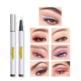 [Hàng mới về] Bút kẻ mắt dạng lỏng lâu trôi 24 giờ 7 màu tùy chọn mã Up01