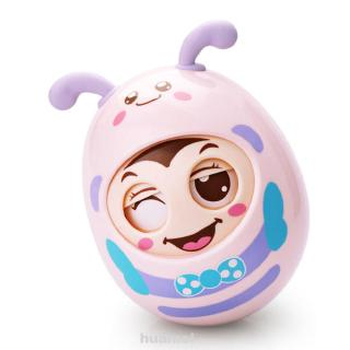 Blink Cute Cartoon Early Educational Funny Musical Bell Toy Bite Baby Rattle