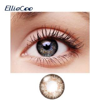 Cặp kính áp tròng EllieCoo màu sô cô la thuộc dòng Flower xinh đẹp sử dụng trong nửa năm thumbnail