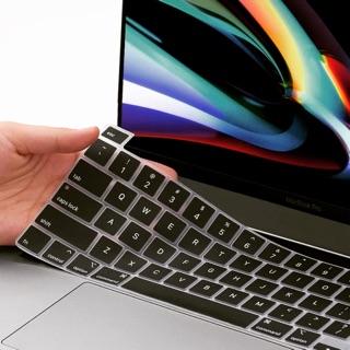Miếng Lót Silicon Bảo Vệ Bàn Phím Macbook Air, Macbook Pro (Touchbar, Non-Touchbar), Full Model 2010-2020.