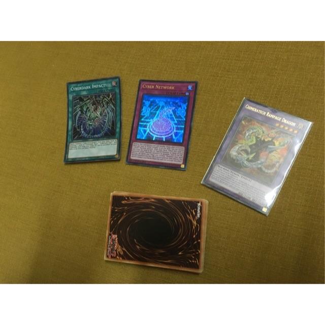 Bộ bài Yugioh! Kaiser – Cyber Dragon Deck (40 Cards)