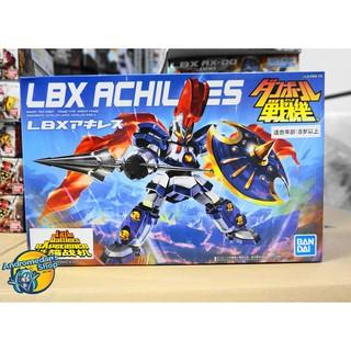 [Bandai] Mô hình lắp ráp LBX Achilles (Plastic model)