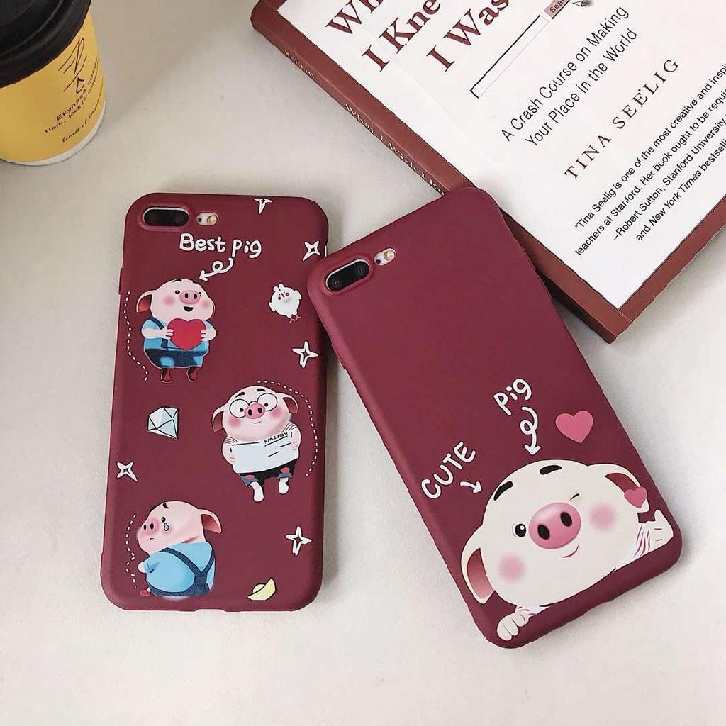 Soft Silicone Phone Case for OPPO R9 R9S R11 R15 R17 Plus A3 A5 A3S A83 A79 A7X F9 Cute Matte Cover