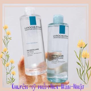Nước tẩy trang Laroche Posay – 400ml da dầu + da nhạy cảm
