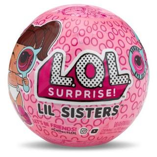 Trứng LOL Surprise 7 lớp thumbnail