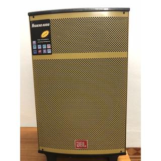 Loa kéo JBL Bass 30 Vàng Gold cao cấp – Tặng kèm 02 Micro cao cấp không dây