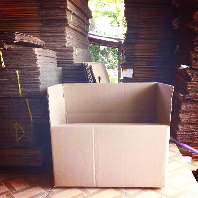 Bộ 5 Thùng carton đóng hàng lớn 60*43*29