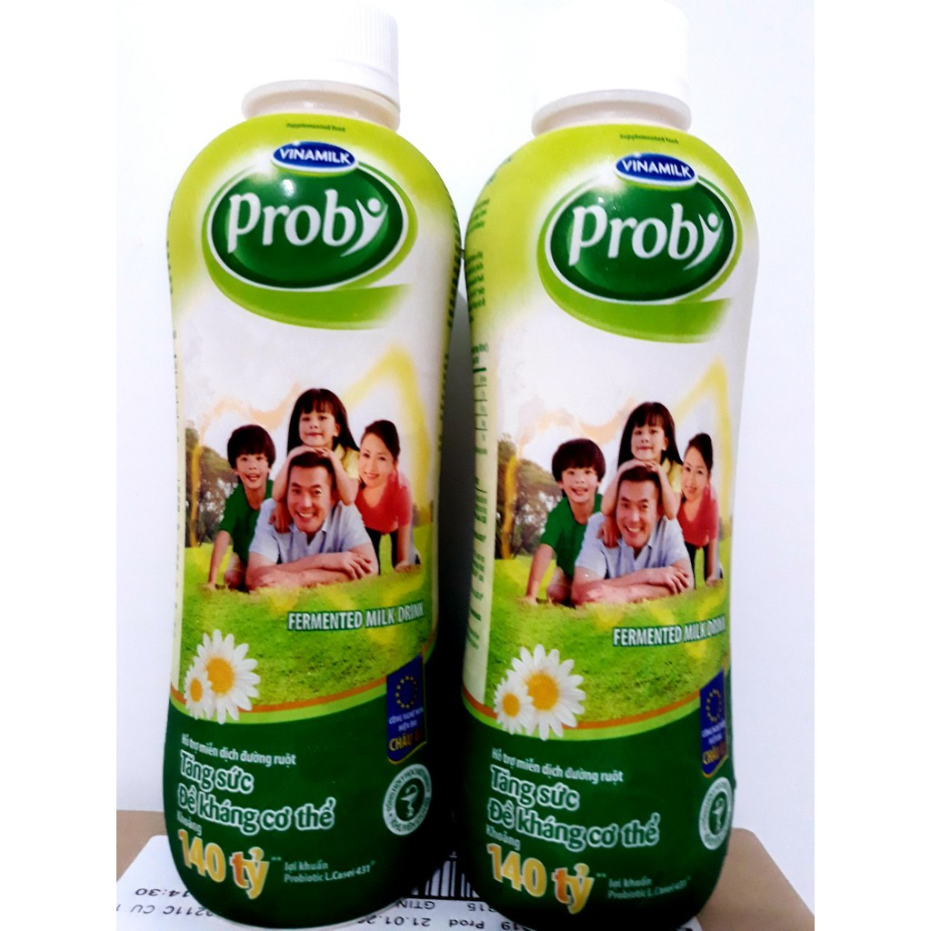 Sữa Chua Uống Lợi Khuẩn Probi Chai 700ml