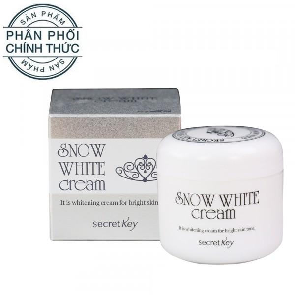 Kem dưỡng trắng da đa năng 4 trong 1 Secret Key Snow White Cream 50g - 3125686 , 1295303811 , 322_1295303811 , 200000 , Kem-duong-trang-da-da-nang-4-trong-1-Secret-Key-Snow-White-Cream-50g-322_1295303811 , shopee.vn , Kem dưỡng trắng da đa năng 4 trong 1 Secret Key Snow White Cream 50g