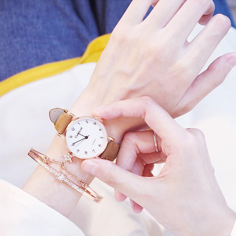 Đồng hồ đeo tay nam nữ unisex thời trang DH30