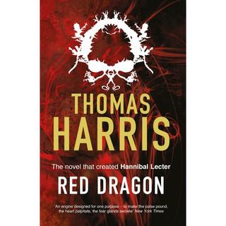 Truyện Tiếng Anh Red Dragon - Thomas Harris thumbnail