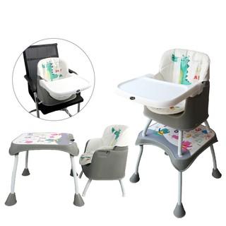 Ghế đa năng 1016 ghế ăn thấp, ghế ăn cao, bàn ghế ngồi vẽ cho bé