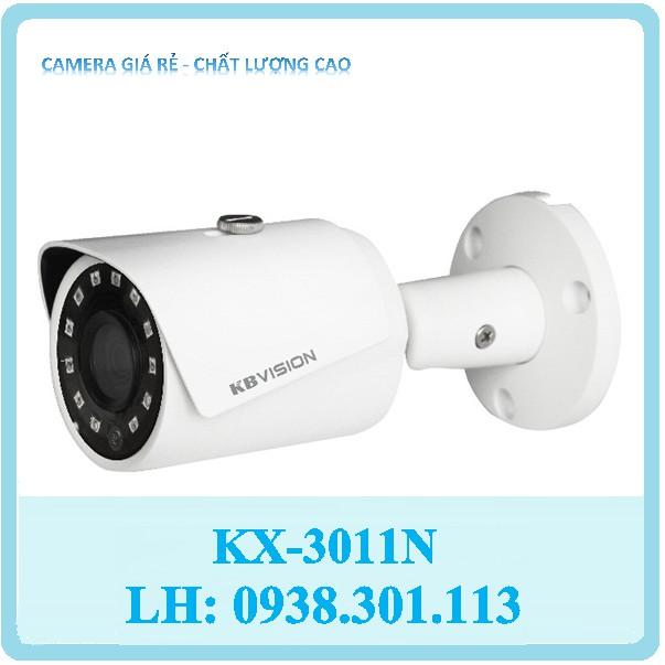 Camera ip kbvision KX-3011N 3.0 mp hồng ngoại 30m