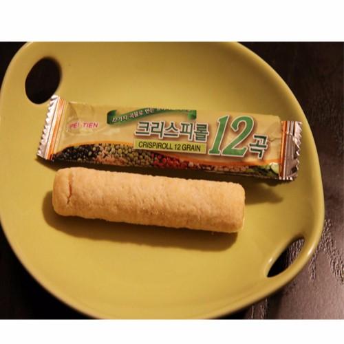 Bánh cuộn giòn dinh dưỡng 12 loại ngũ cốc - 2435507 , 258387906 , 322_258387906 , 55000 , Banh-cuon-gion-dinh-duong-12-loai-ngu-coc-322_258387906 , shopee.vn , Bánh cuộn giòn dinh dưỡng 12 loại ngũ cốc