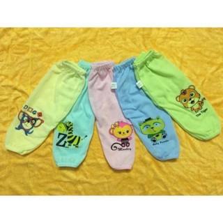 Khuyến mại [COMBO] 10 quần dài cotton cho bé