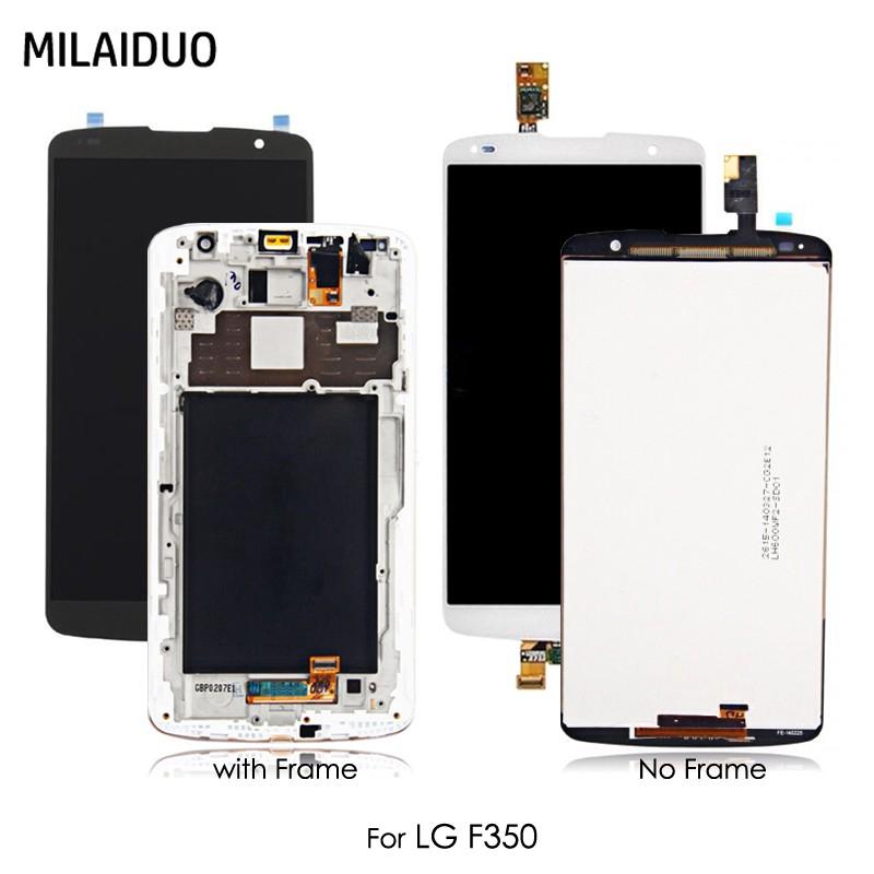 Thiết bị thay thế màn hình hiển thị cho LG Optimus G Pro 2 F350 F350L D837  D838