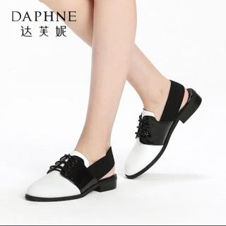 Giầy Daphne ( sẵn đen 35) thumbnail