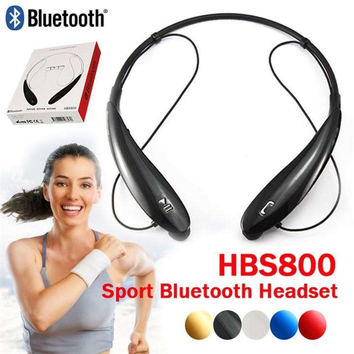 [FREE SHIP] Tai nghe Bluetooth HBS 800