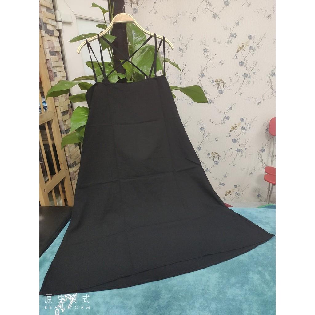 Bigsize - Váy đũi lưng đan dây siêu xinh V20