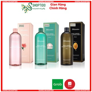 Nước Hoa Hồng JM Solution Luminous Toner XL 600ml NPP Shoptido thumbnail