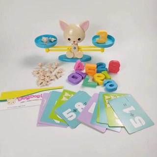 Bộ đồ chơi thông minh đo lường cho bé