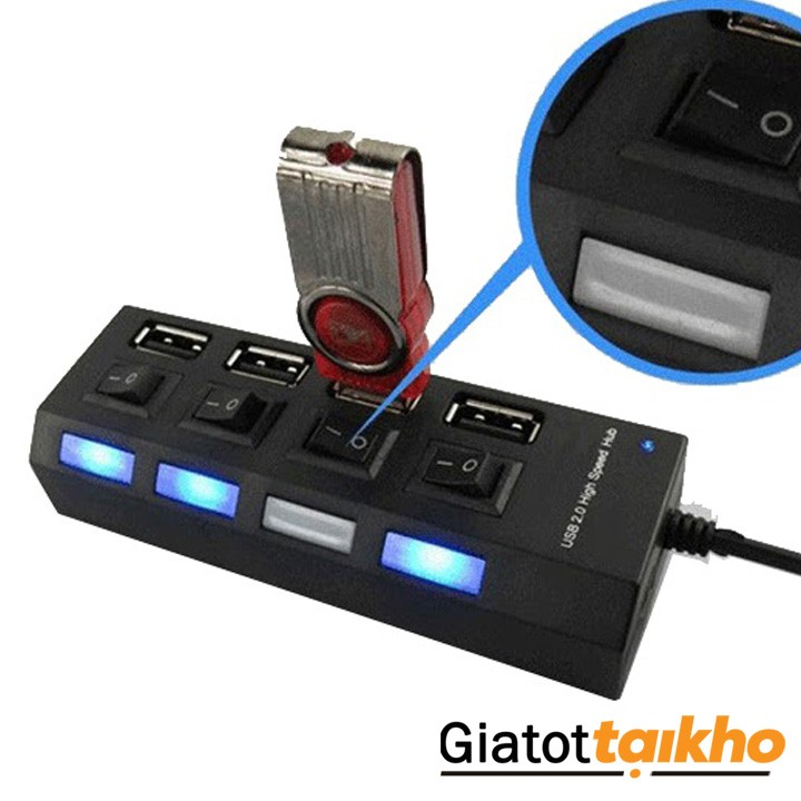 Hub USB 4 cổng hình ổ điện có công tắc - 3222704 , 302533966 , 322_302533966 , 95000 , Hub-USB-4-cong-hinh-o-dien-co-cong-tac-322_302533966 , shopee.vn , Hub USB 4 cổng hình ổ điện có công tắc