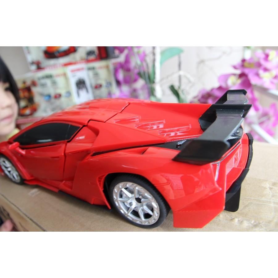Xe Lamborghini biến hình (có cảm biến, ảnh thật)