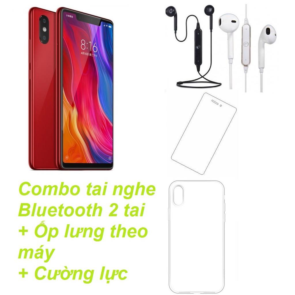 Combo Điện thoại Xiaomi Mi 8 SE 64GB Ram 4GB + Tai nghe Bluetooth 2 tai + Ốp lưng + Cường lực - Hàn - 2962385 , 1316859210 , 322_1316859210 , 6990000 , Combo-Dien-thoai-Xiaomi-Mi-8-SE-64GB-Ram-4GB-Tai-nghe-Bluetooth-2-tai-Op-lung-Cuong-luc-Han-322_1316859210 , shopee.vn , Combo Điện thoại Xiaomi Mi 8 SE 64GB Ram 4GB + Tai nghe Bluetooth 2 tai + Ốp lư