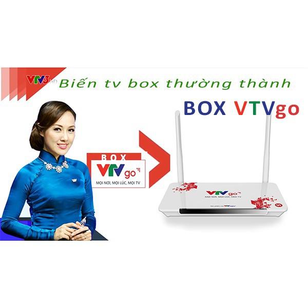 Đầu thu VTV GO