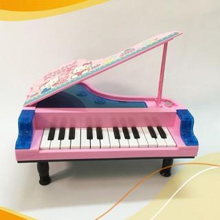 [Xả Hàng] ĐỒ CHƠI TRẺ EM – ĐÀN PIANO HELLO KITTY (An Toàn)
