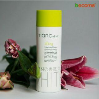 Nước hoa hồng dưỡng da NanoWhite 200ml