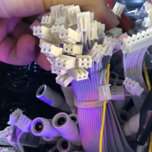 10 sợi dây XH2.54 2 chân 2 đầu