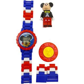 Đồng hồ hoạt hình DIY cho bé