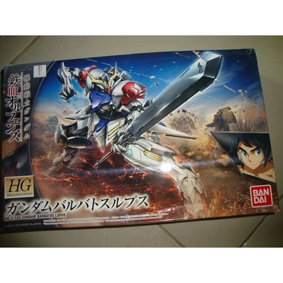Mô hình lắp ráp HG 1/144 Gundam Barbatos Lupus + Card - 10036886 , 183691709 , 322_183691709 , 300000 , Mo-hinh-lap-rap-HG-1-144-Gundam-Barbatos-Lupus-Card-322_183691709 , shopee.vn , Mô hình lắp ráp HG 1/144 Gundam Barbatos Lupus + Card